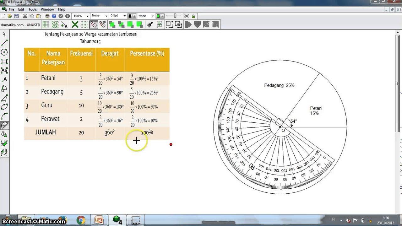 Membuat diagram lingkaran dengan efofex fx draw 4 oleh ismail membuat diagram lingkaran dengan efofex fx draw 4 oleh ismail bahanan ccuart Gallery