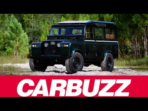 2019 ECD Land Rover Series II & Defender Test Drive Review: Bespoke To The Max