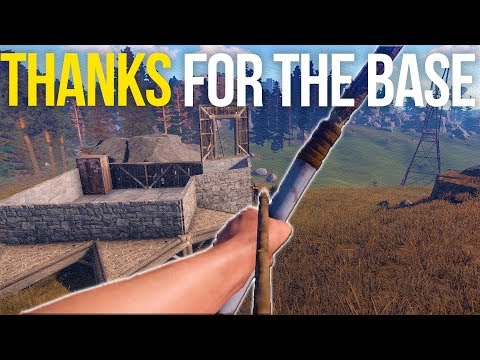 THIS IS OUR BASE NOW! - Rust