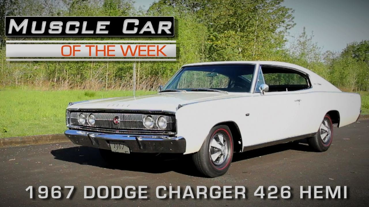 Muscle Car Of The Week Episode Dodge Charger Hemi