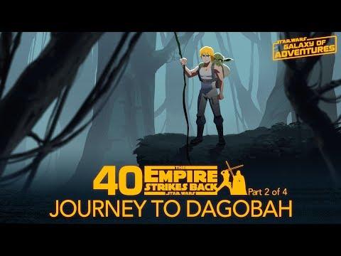 Journey to Dagobah   Star Wars Galaxy of Adventures