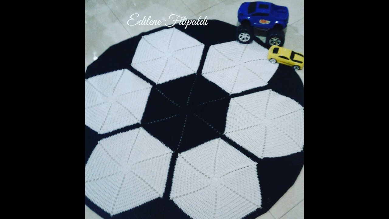 9829701c9 Tapete Bola de Futebol - YouTube