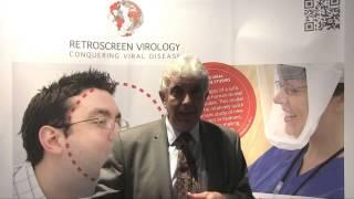 Retroscreen Virology - World Vaccine Congress Europe 2013