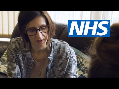 Talking About Self-harm   NHS