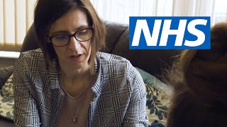 Talking about self-harm | NHS