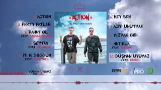 Anıl Piyancı & Emrah Karakuyu - Düşman Uyumaz (feat. Grogi) (Official Audio)