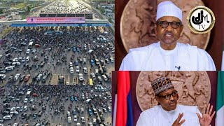 Breaking!CNN uncovers Lekki toll gate coverage as FG kept on lieing that they didn't sent Army