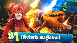 VICTORIA avec FORTNITE'S NEW LEGENDARY SKIN! - LeGrefg