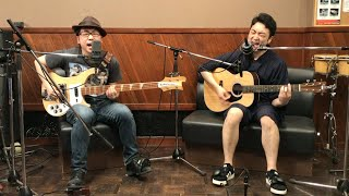 Don't Let Me Down - The Beatles (Acoustic Live cover) Lyrics/歌詞 和訳付