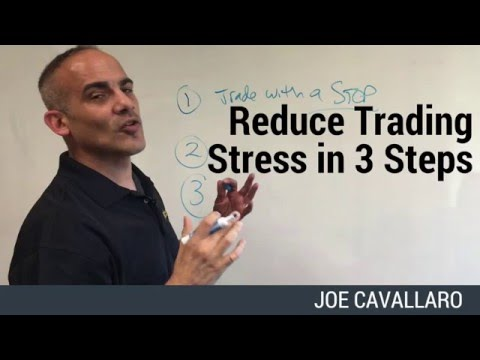 Stocks and Forex Trader Shares How He Eliminates Trading Stress