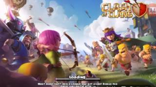Clash of clans goblin forest 100%