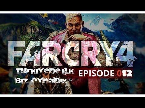 Far Cry 4 | 12.Bölüm | Himalaya daglarinda vurdular beni