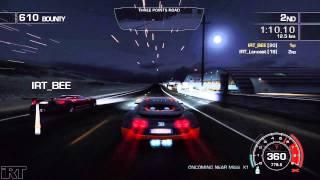 NFS Hot Pursuit | Online Race #19 | Untouchable 3:00.96 | WR [by Lancast]