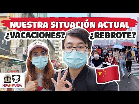 REBROTE EN CHINA? SITUACIÓN ACTUAL Y VACACIONES