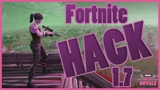 Fortnite HACK | 1.7 | 2017/10/11 | 20+ Kills | i messed up the video at the beggining sorry