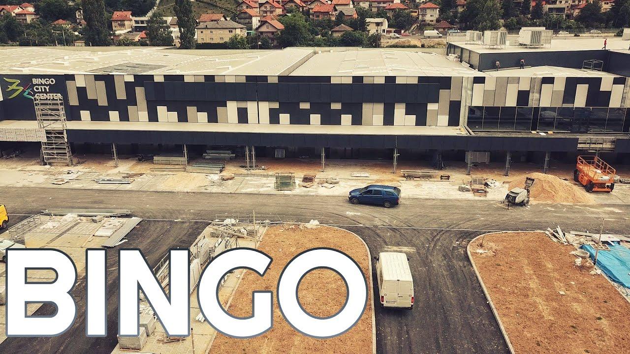 TC Bingo i proširenje ulice Džemala Bijedića