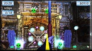 Bow Master Halloween - Game Walkthrough (all 1-15 lvl)