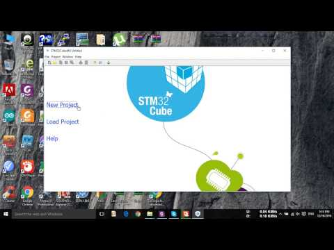 Tutorial 1  FreeRTOS on STM32 With CUBEMX