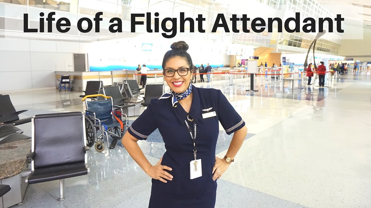 the real life of a flight attendant vlog life fly with stella