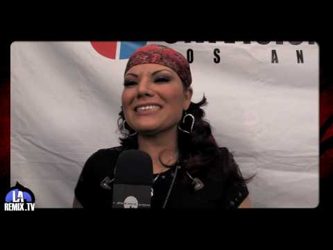 Diana Reyes Interview for Laremix.tv descarga musical 2010