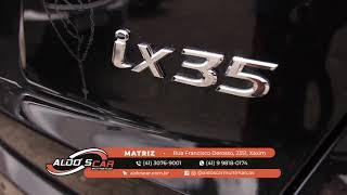 LINDA HYUNDAI IX35 2.0 SUPER CONSERVADA É AQUI NA ALDO'S CAR MULTIMARCAS