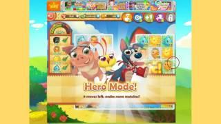 Video Farm Heroes Saga Level 1232 3 Stars NO companions download MP3, 3GP, MP4, WEBM, AVI, FLV April 2018