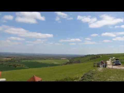Inkpen Beacon to Highclere - Wayfarer's Walk 1 - Weekend Walk 53