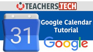 Learn Google Calendar -Tutorial