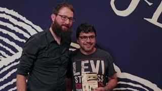 Território Flip 2017 -  Julián Fuks