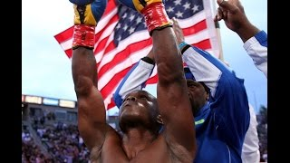 Timothy Bradley  beats Jessie Vargas fans saw a crazy ending of the fight.