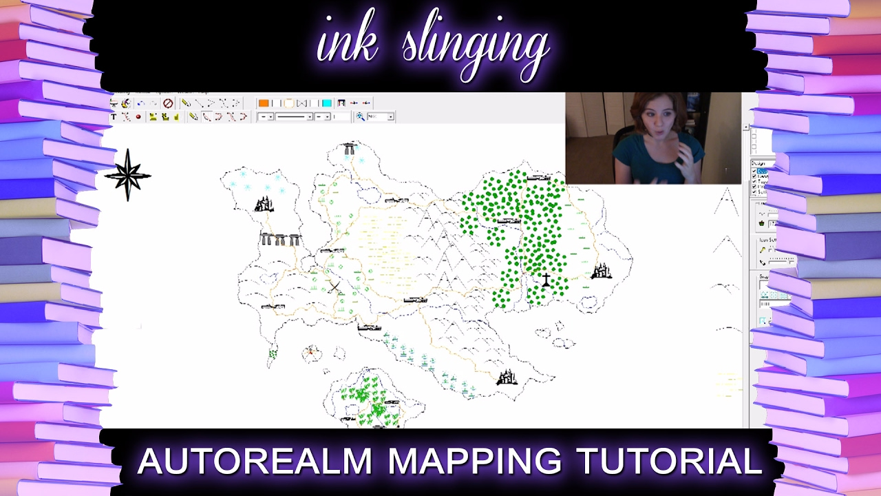 Map making tutorial autorealm youtube map making tutorial autorealm gumiabroncs Gallery