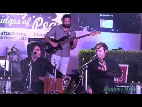Mera Yaar - Bhaag Milkha Bhaag -Javed Bahir Live