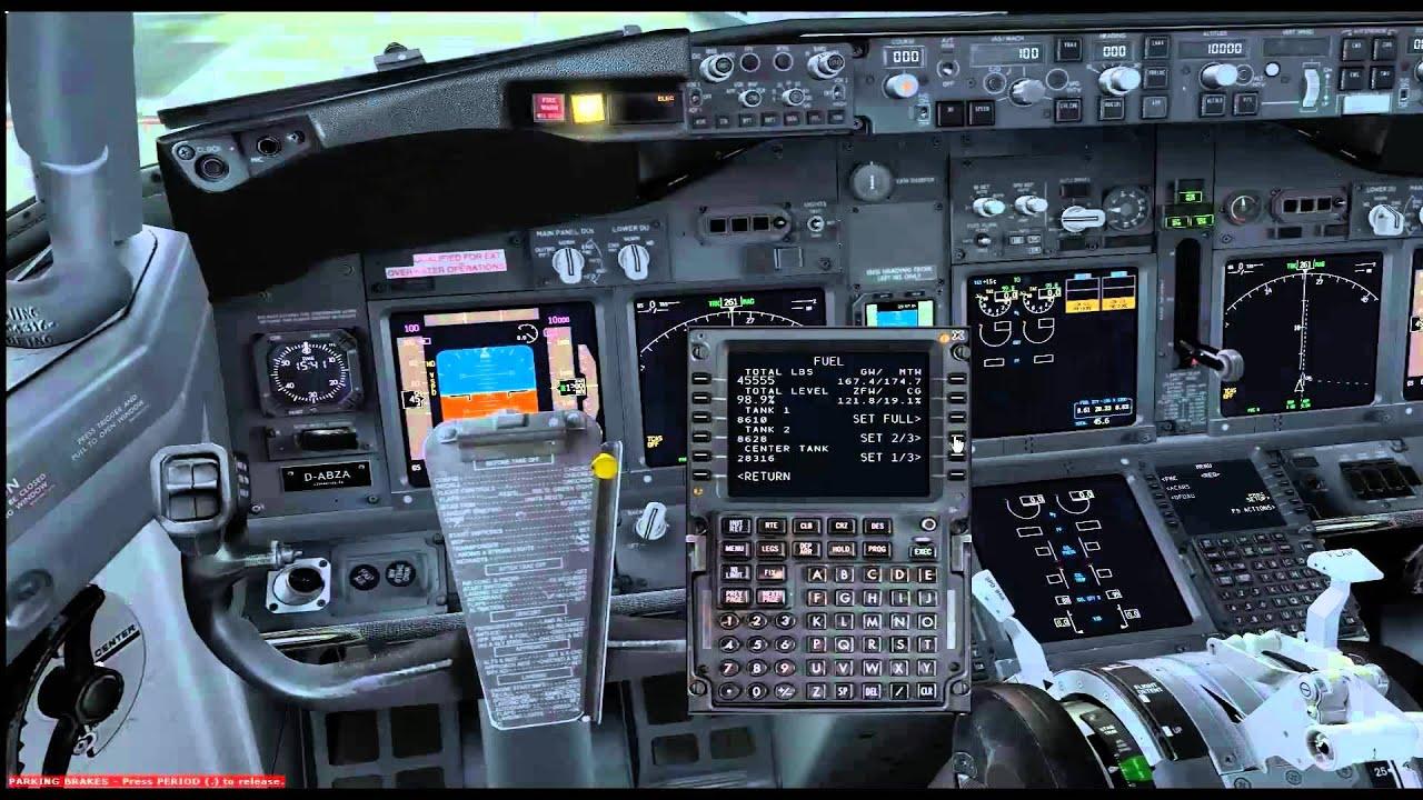 Boeing 737 800 Manual Free download