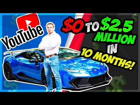 How To Make Money On Youtube In 2018