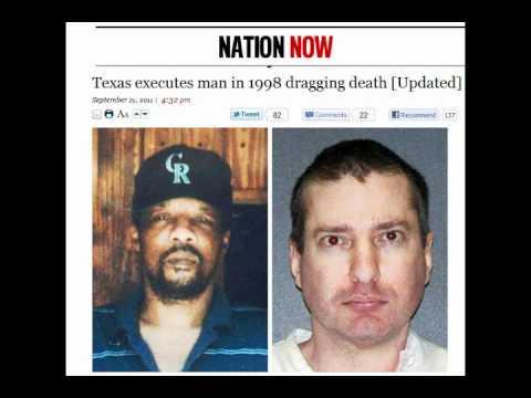 Texas Executes Man in 1998 Jasper Dragging Death - September 21, 2011