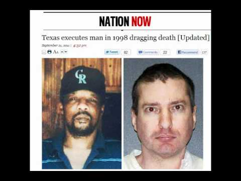 Texas Executes Man in 1998 Jasper Dragging Death - September 21, 2011