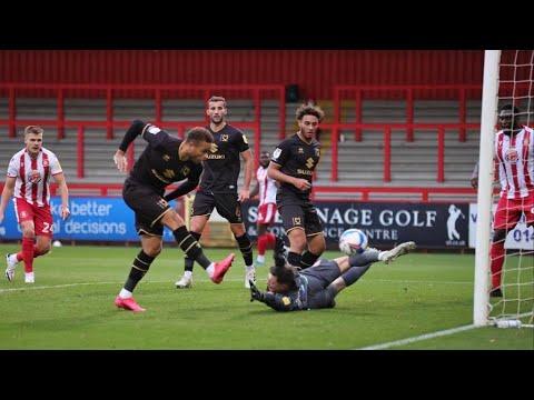 Stevenage Milton Keynes Goals And Highlights