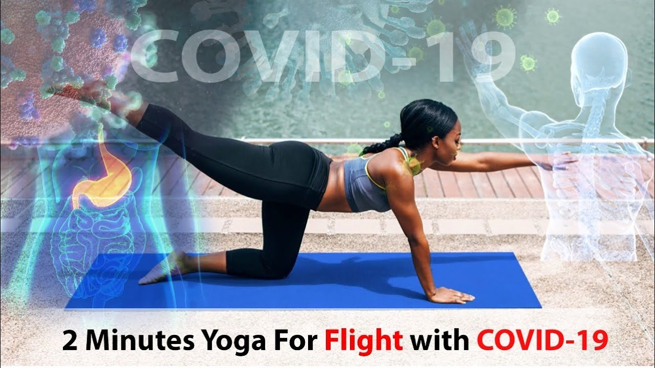 Yoga To Improve Immunity Power At Home | Fight with Corona ...