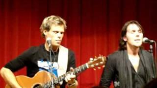 3js - Laatste dag (akoustisch Trosmuziekcafé 25-10-2008)