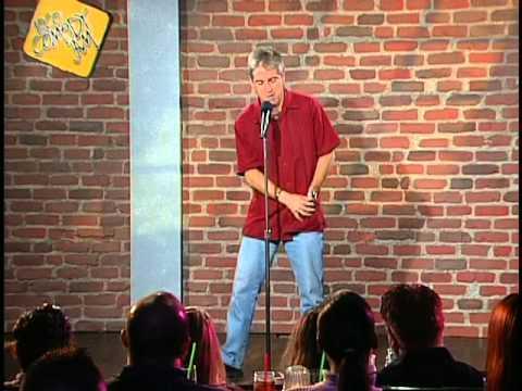 Carlos Alazraqui - Tony Montana Birthday Clown Impression Loco Comedy Jam