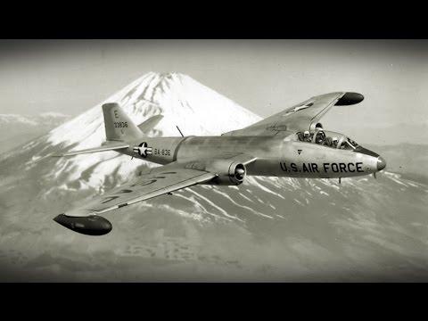 Legendarne Samoloty B-57 Canberra