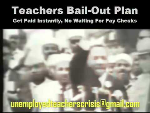 Unemployed Teachers Crisis