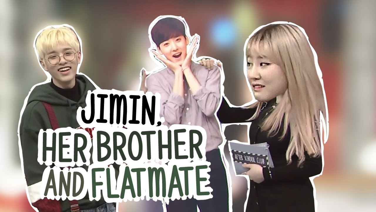 ASC 242: Jimin, Her Brother and Flatmate