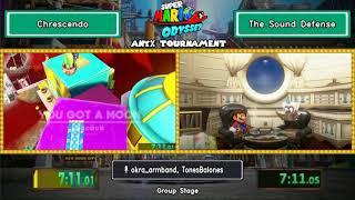 Super Mario Odyssey Any% Tournament 2017 Bracket: http://smodyssey....