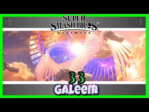Super Smash Bros. Ultimate | Adventure Mode - Galeem [33] thumbnail