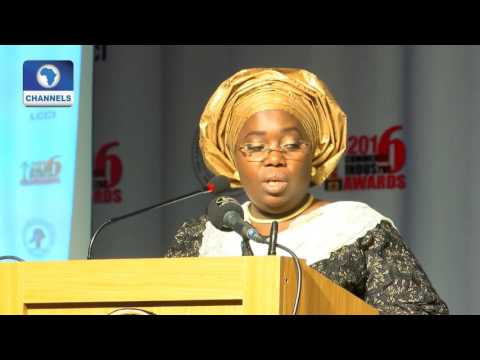 Metrofile: 2016 Commerce And Industry Awards Holds In Lagos