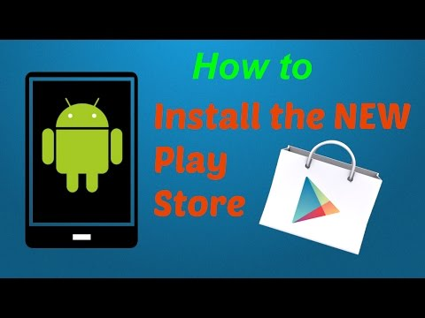 How To Install LATEST Version Google PLAY STORE! UPDATED Tutorial! Any Android Phone!