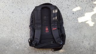 Gearbest Unboxing: TIGERNU T B3143 01 17 Inch Unisex Business Laptop Backpack
