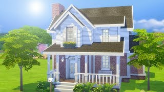 BIG BUDGET BASE GAME // The Sims 4: Speed Build