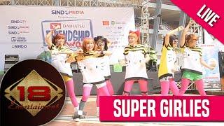 Super Girlies - Aw Aw Aw | Live GBK Jakarta